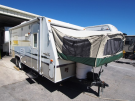 Used 2005 Starcraft Star Shuttle 23FB Travel Trailer Toyhauler For Sale