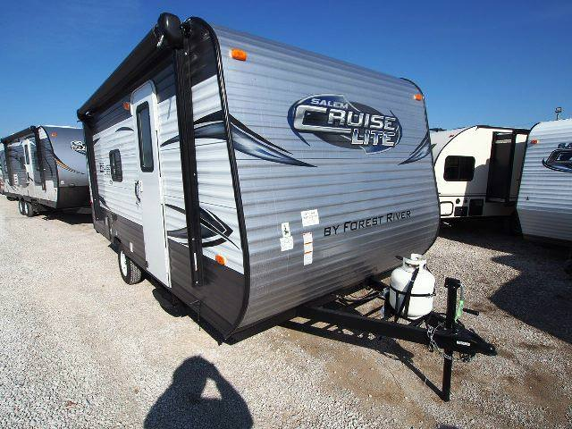 New 2015 Forest River SALEM CRUISE LITE 195BHXL Travel Trailer For Sale