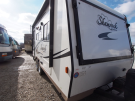 New 2015 Forest River FLAGSTAFF SHAMROCK 19 Hybrid Travel Trailer For Sale