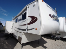 Used 2007 Sunnybrook Titan M33CK-TS Fifth Wheel For Sale