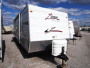 Used 2007 Crossroads Zinger ZT250 Travel Trailer For Sale