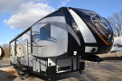 New 2015 Forest River XLR THUNDERBOLT 300X12HP Fifth Wheel Toyhauler For Sale