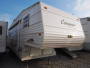 Used 2001 Gulfstream Conquest 26FRBW Fifth Wheel For Sale