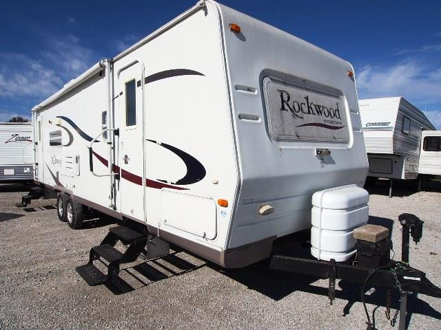 Used 2006 Rockwood Rv Rockwood 8314SS Travel Trailer For Sale