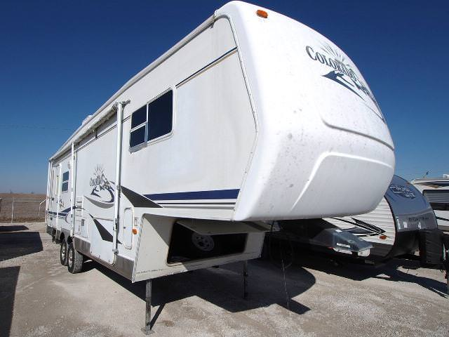 Used 2003 Keystone Colorado 29RL Fifth Wheel For Sale