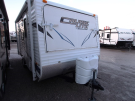 Used 2011 Forest River SALEM CRUISE LITE 17EXL Hybrid Travel Trailer For Sale