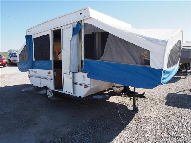 Used 2004 Forest River Flagstaff 208 Pop Up For Sale