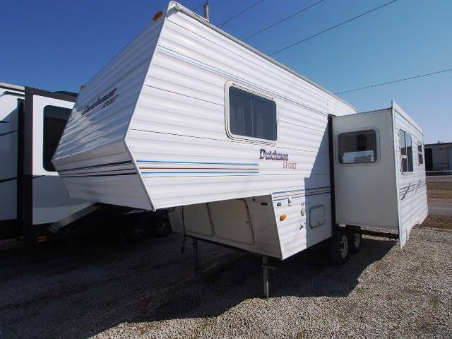Used 2001 Dutchmen Sport 24RL Fifth Wheel For Sale