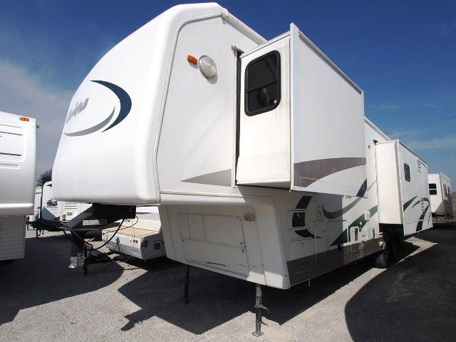 Used 2002 Carriage Carriage LS 366 Fifth Wheel For Sale