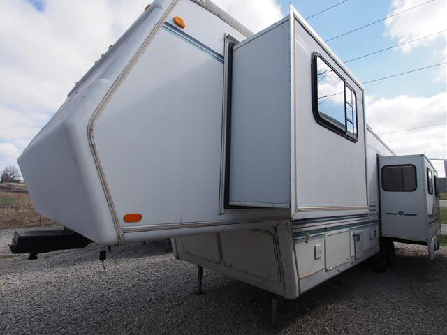 Used 1997 Jayco Designer 3510RL Fifth Wheel For Sale