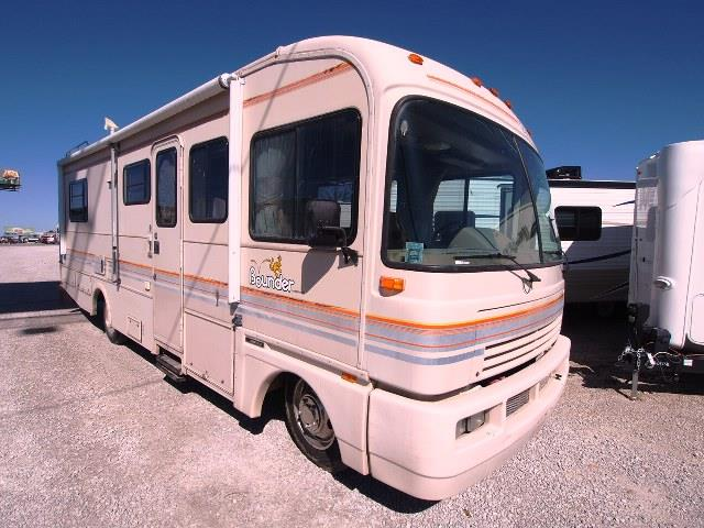 Used 1991 Fleetwood Bounder 28T Class A - Gas For Sale
