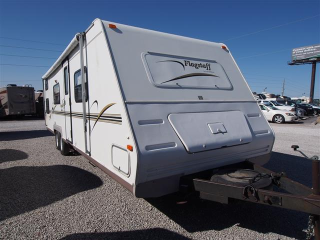 Used 2001 Forest River Flagstaff 829 BH Travel Trailer For Sale