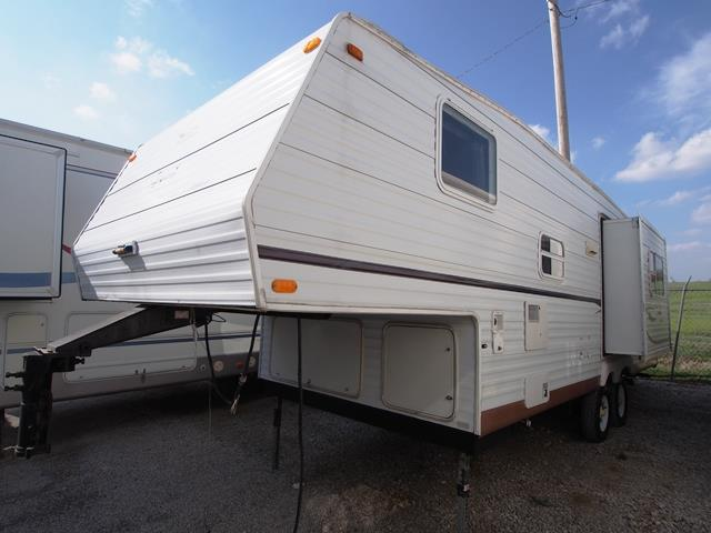 Used 2003 Jayco Quest 2658 Fifth Wheel For Sale