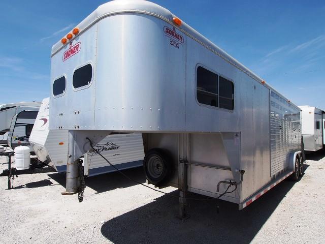 Used 1995 SOONER HORSE TRAILER HORSE TRAILER Other For Sale