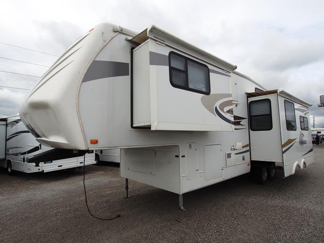 Used 2008 Jayco Eagle 291RLST Fifth Wheel For Sale