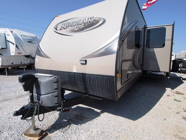 Used 2012 Dutchmen Kodiak 263RLSL Travel Trailer For Sale