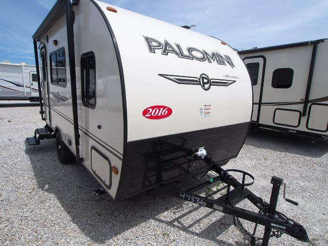 New 2016 Forest River PALOMINI 142CK Travel Trailer For Sale