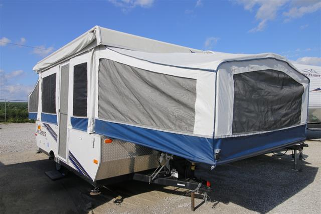 Used 2007 Jayco Jay Series 1207 Pop Up For Sale