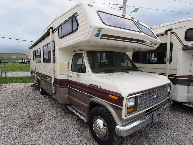 Used 1989 Fleetwood Jamboree 26 Class C For Sale
