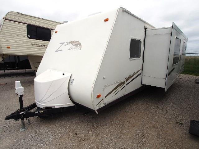 Used 2006 Keystone Zeppelin 291 Travel Trailer For Sale