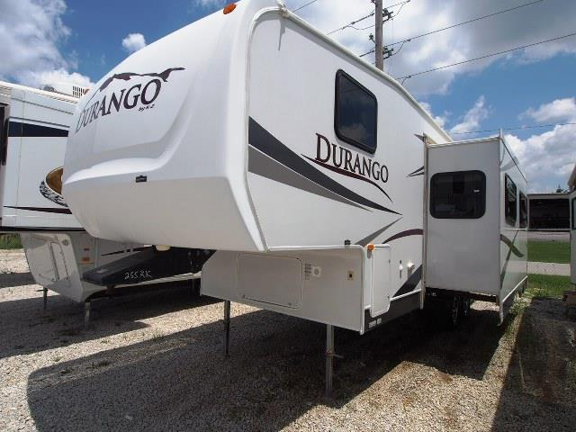 Used 2007 K-Z Durango 255RK Fifth Wheel For Sale