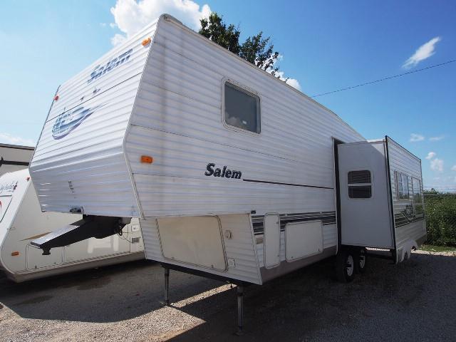 Used 2003 Forest River Salem 27RKSS Fifth Wheel For Sale