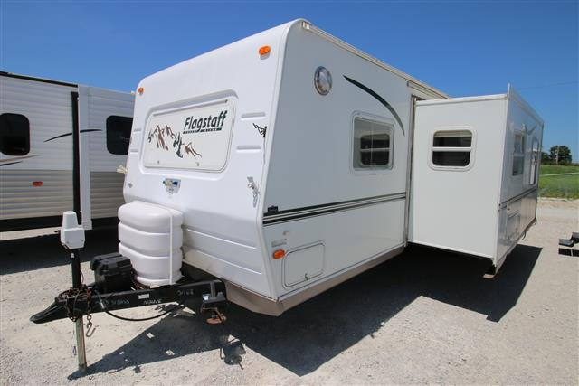 Used 2004 Forest River Flagstaff 831BHSS Travel Trailer For Sale
