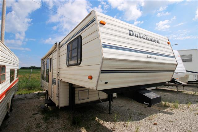 Used 1991 Dutchmen Dutchman 260 Fifth Wheel For Sale