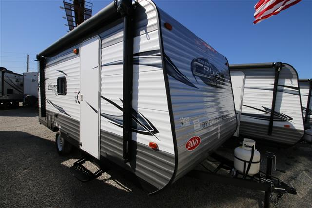 New 2016 Forest River SALEM CRUISE LITE 195BHXL Travel Trailer For Sale