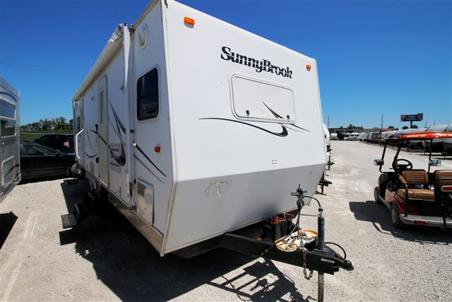 Used 2005 Sunnybrook Solanta 2726S Travel Trailer For Sale