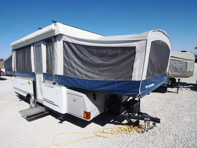Used 2007 Fleetwood Fleetwood UTAH Pop Up For Sale