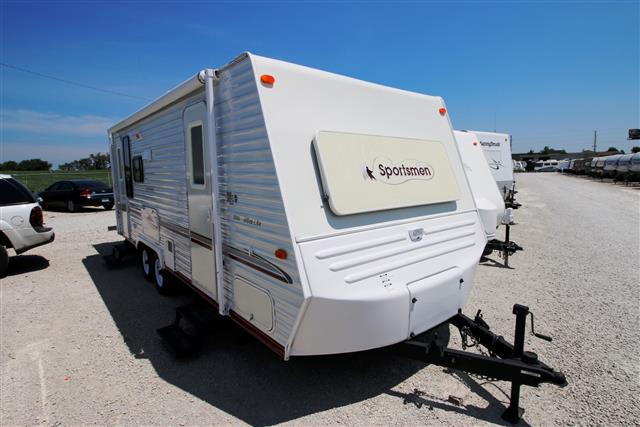 Used 2003 K-Z Sportsman 2205 Travel Trailer For Sale