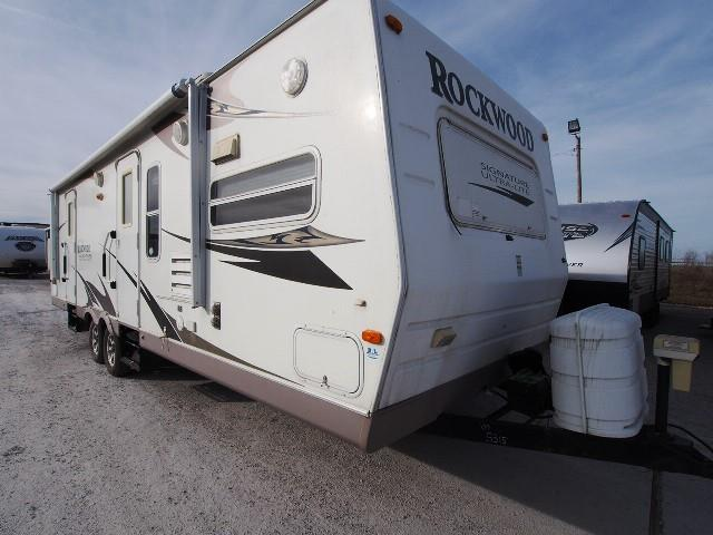 Used 2009 Forest River Rockwood 8315 SS Travel Trailer For Sale