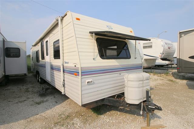 Used 1994 Fleetwood Terry 35V Travel Trailer For Sale