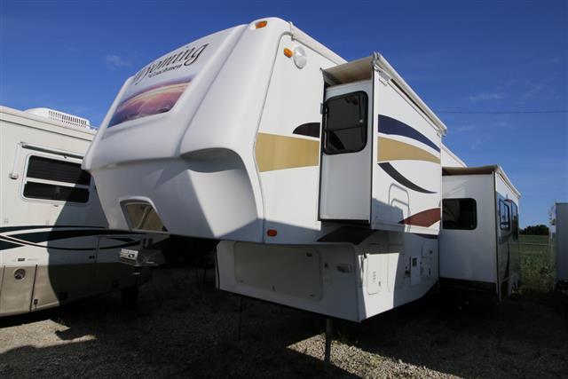 2007 Coachmen Wyoming