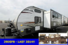 New 2014 Forest River Grey Wolf 29DSFB Travel Trailer For Sale