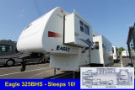Used 2006 Jayco Eagle 325BHS Fifth Wheel For Sale