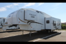 Used 2012 Forest River Flagstaff 8528 CKWS Fifth Wheel For Sale