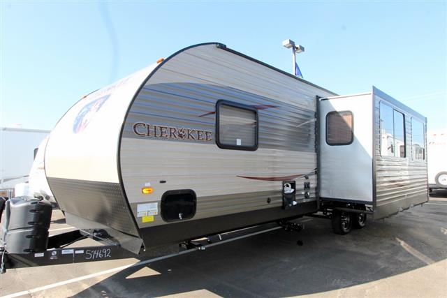 2016 Forest River Cherokee