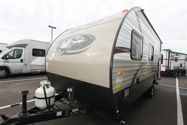 New 2016 Forest River WOLF PUP 16BH Travel Trailer For Sale