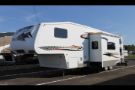 Used 2007 Keystone Raptor RP299 Fifth Wheel Toyhauler For Sale