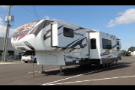 Used 2011 Keystone Raptor 410LEV Fifth Wheel Toyhauler For Sale