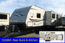 New 2015 Keystone Passport 3320BH Travel Trailer For Sale