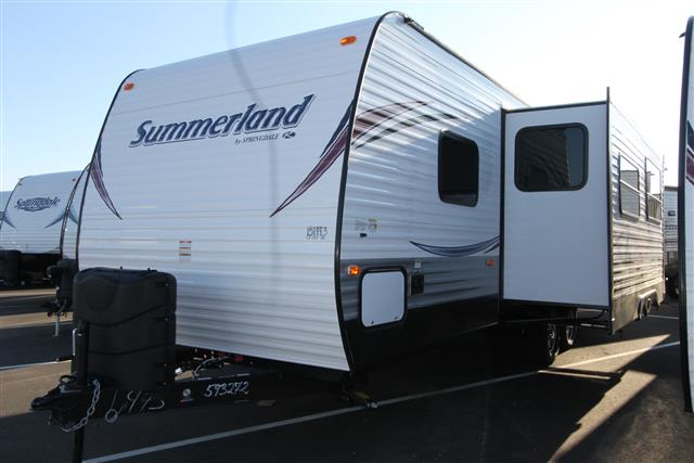 New 2015 Keystone Summerland 2980BHGS Travel Trailer For Sale