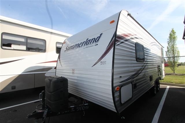 New 2015 Keystone Summerland 2020QB Travel Trailer For Sale
