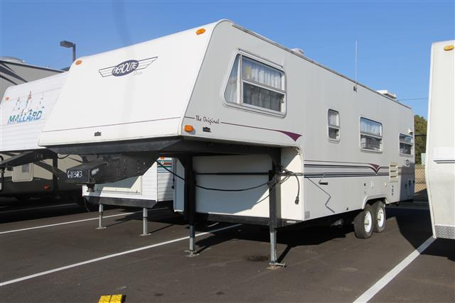 Used 1998 Thor Aerolite 525RK Fifth Wheel For Sale