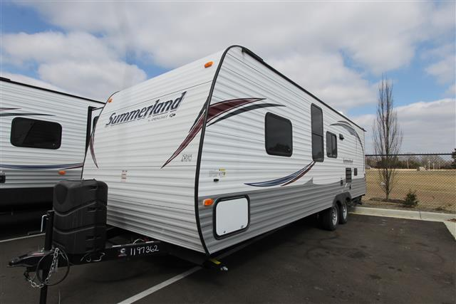 New 2015 Keystone Summerland 2600TB Travel Trailer For Sale