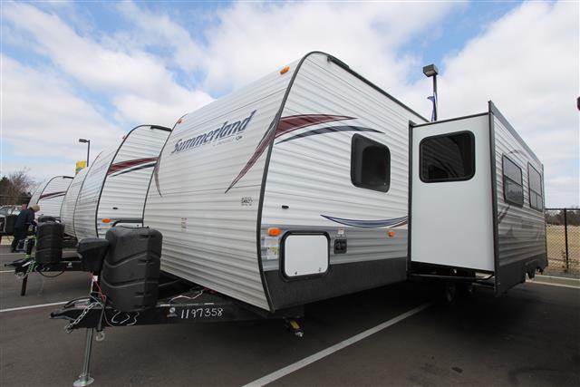 New 2015 Keystone Summerland 2670BHGS Travel Trailer For Sale