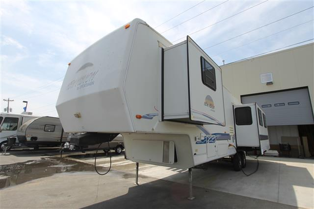 1998 Sportman RV Limited