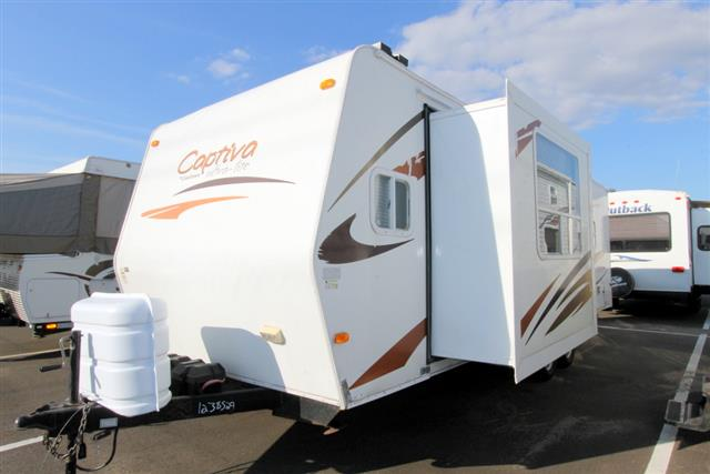 2007 Coachmen Captiva